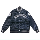 NINE x STARTER VARSITY JACKET (NAVY)