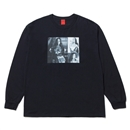 BAD GAL SMOKE L/S TEE (BLACK)