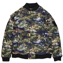 LIGHT STADIUM JACKET (SATELLITE CAMO)